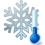 Thermometer_Snowflake